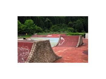 青葉山山麓スケートパーク_Aobayama Sanroku skatepark