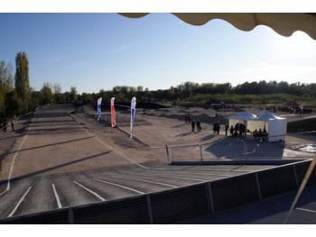 Piste de BMX race de Châlette-sur-Loing (photo : Guidon Chalettois)