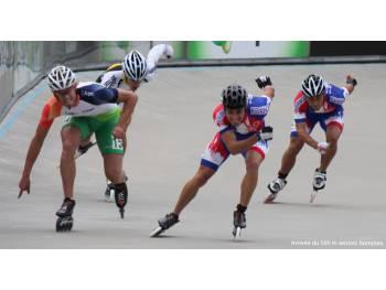 Piste de roller course de Heerde (Pays-Bas)