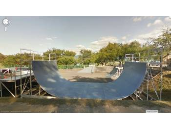 桜ヶ池公園スケートパーク_Sakuragaike skatepark