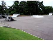 魚津桃山公園スケートパーク_Uozu momoyama skatepark