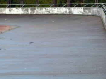 Piste de roller course de Saint-Viaud (photo : Mr Dardard)