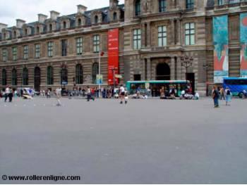 Place du Palais Royal à Paris