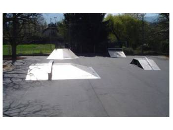Skatepark de Thonon-les-Bains