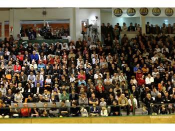 Salle Omnisports Némée à Dinan (merci au HC Dinan Quévert)