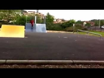 Skatepark de Melez