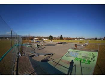 Skatepark de Plan-les-Ouates