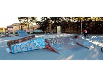 Skatepark d'Aigues-Mortes