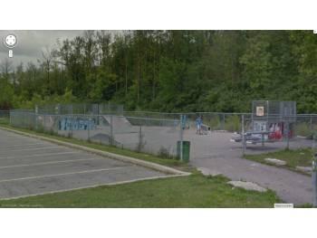 Skatepark de Laval - Parc des Cardinaux
