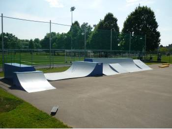 Skatepark de Mont royal