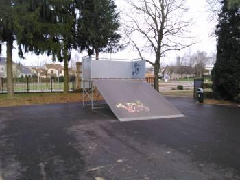 Skatepark de Thionville-Guentrange