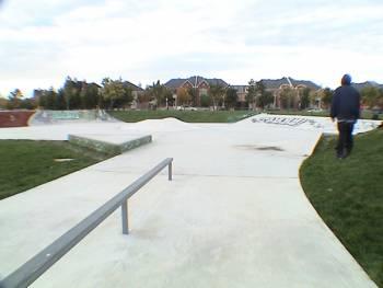 Skatepark de Saint Laurent - Parc Marcel Laurin