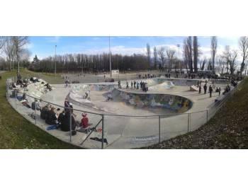 Skatepark de Lausanne