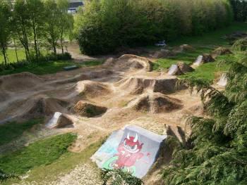 Piste de BMX de Saint Jean de Brevelay