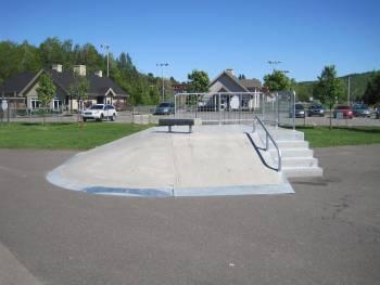 Skatepark de Saint Sauveur