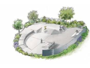Skatepark Vignières/Pommaries