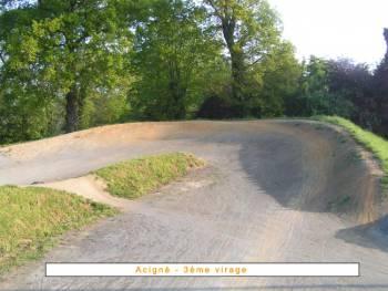 Piste de BMX race d'Acigné