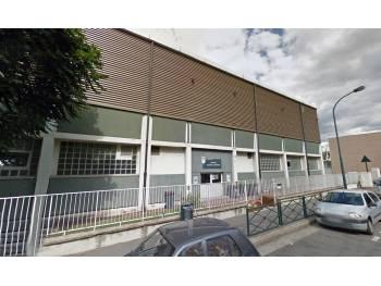 Gymnase Carpentier à Asnières-sur-Seine