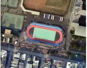 Piste de roller course Yang Ming à Kaohsiung