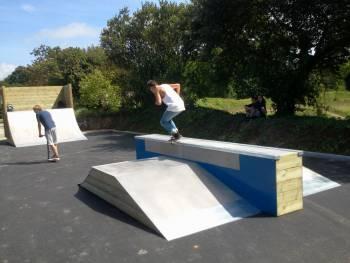 Skatepark de Carantec