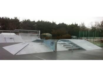 Skatepark de Puteaux