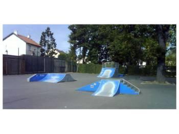 Skatepark des Bruyères