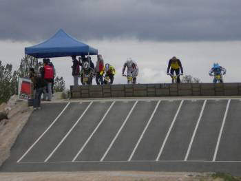 Piste de BMX de Saix