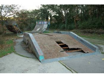 Skatepark (impraticable)