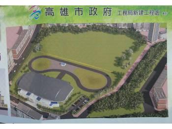 Piste de roller course Renwu à Kaohsiung