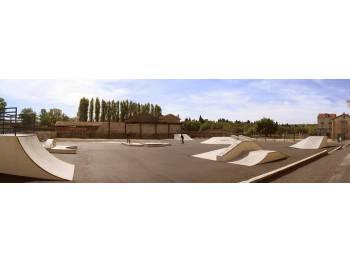 Skatepark Base sportive de l'Orb