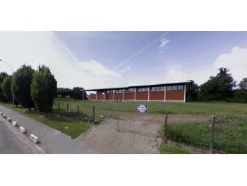Gymnase de la Brèche aux Loups d' Ozoir-la-Ferrière.