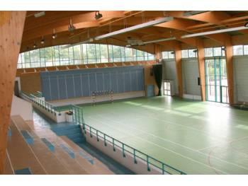 Gymnase de la Brèche aux Loups d' Ozoir-la-Ferrière