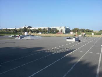 Skatepark de Saint-Malo