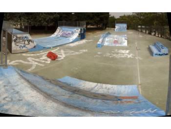 Skatepark de Saint-Gély-du-Fesc