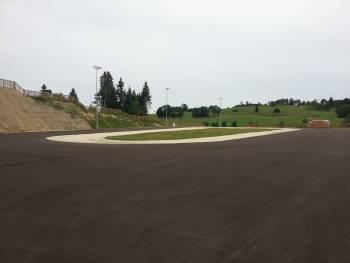 Stade de biathlon de la Seigne aux Hôpitaux-Vieux