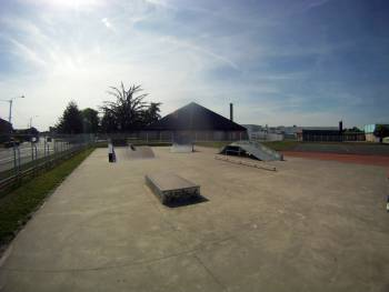 Skatepark d'Annoeullin (photo : l'Troll)