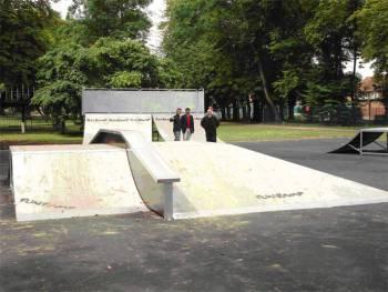 Skatepark de Vernouillet