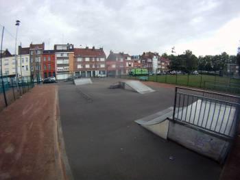Skatepark de L'Usine à Lille