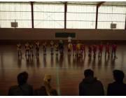 Gymnase de la Garenne à Voiron - salle Barcelone