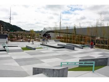 Skatepark de Cherbourg-Octeville