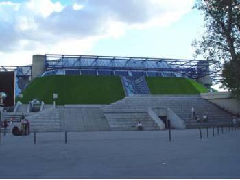 Bercy (Palais Omnisport de Paris Bercy)
