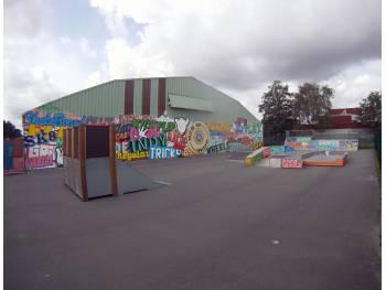 Skatepark de Hem