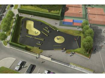 Skatepark de Mallemort
