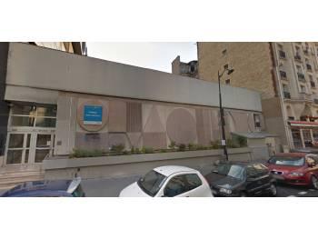 Gymnase Bercy-Bastille de Paris
