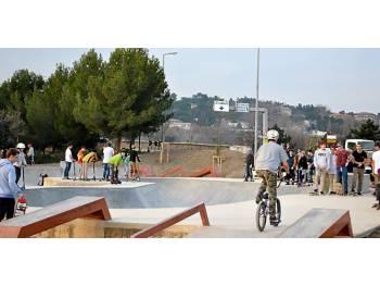 Skatepark d'Avignon