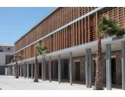 Gymnase du collège Sideny Bechet d'Antibes