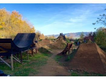 Trail de Sneb Bicycle à Bessenay