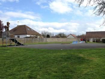 Skatepark de Sannerville