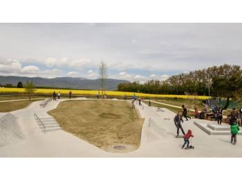 Skatepark de Crans-Près-Céligny