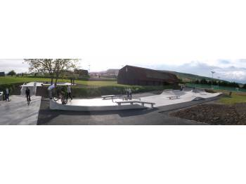 Skatepark de Cournon d'auvergne
